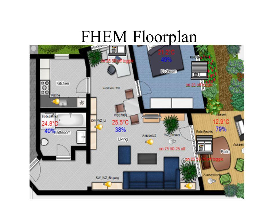 FHEM Floorplan