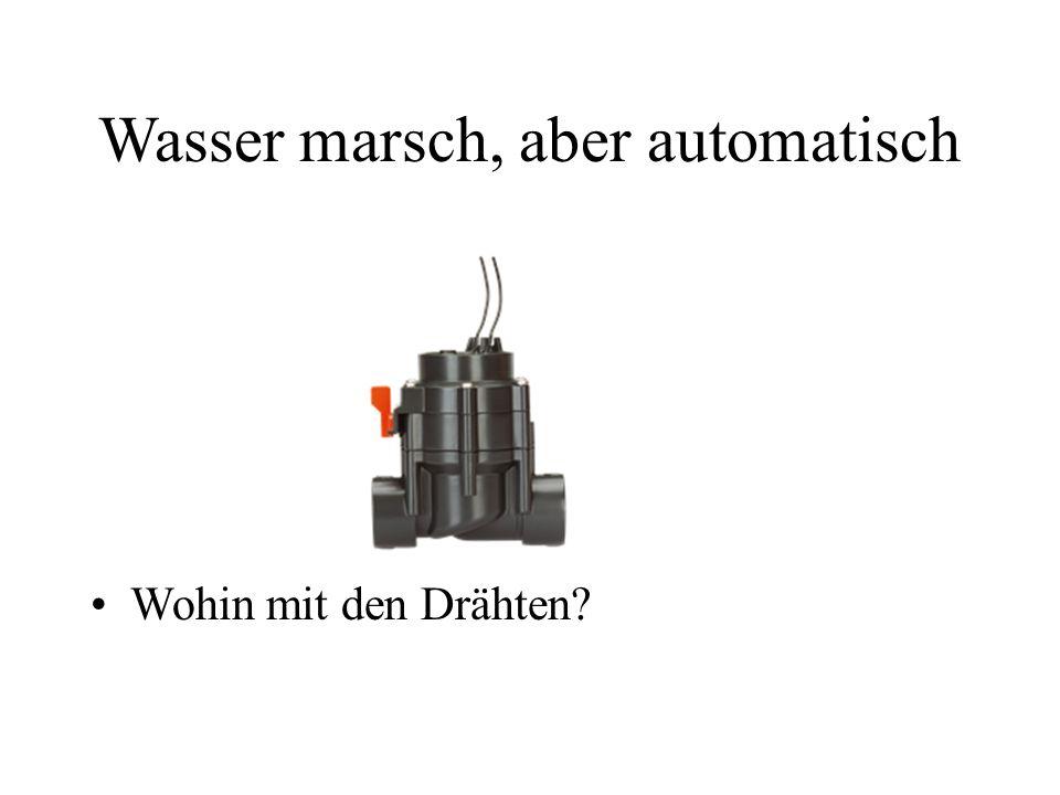 Referenzen www.gardena.ch www.elv.de www.fhem.de www.bussware.de www.avm.de
