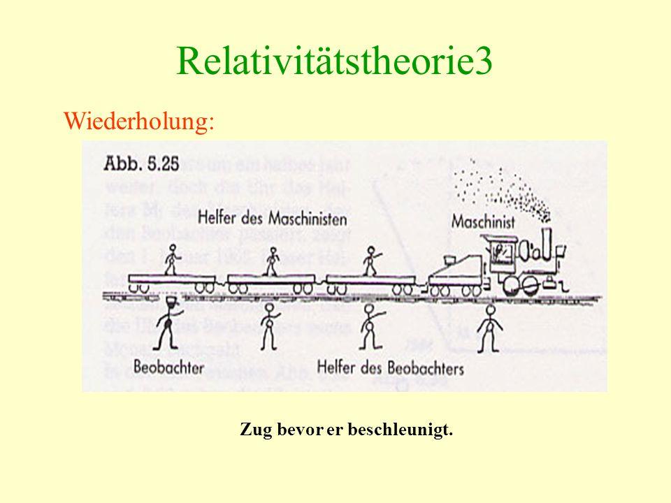 Relativitätstheorie3 Wiederholung: Zug bevor er beschleunigt.