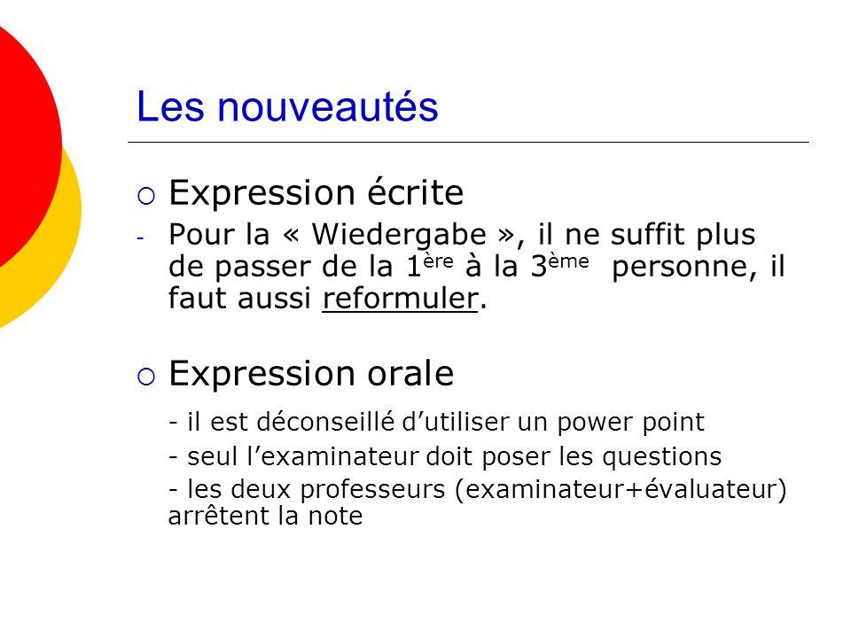 Expression orale Déroulement de lépreuve EO: - Introduction/présentation (1 à 2 minutes) - Expression dialoguée: 3 à 5 questions cf.