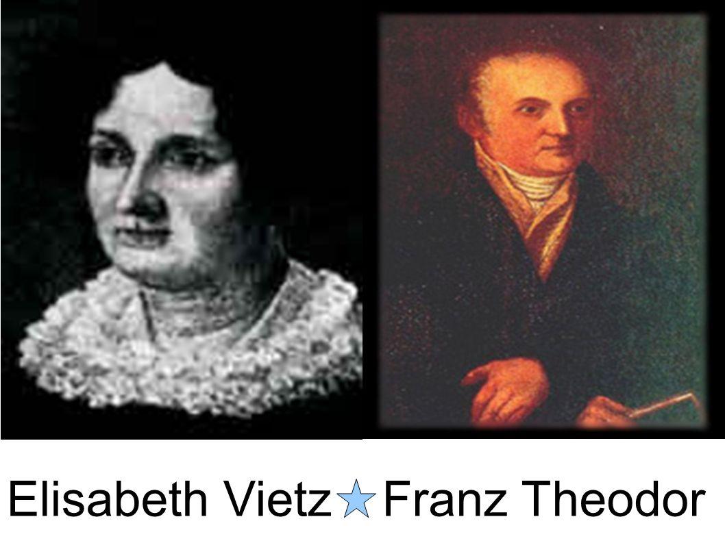 Elisabeth VietzFranz Theodor