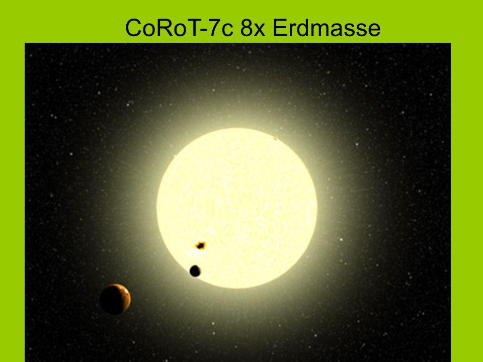 CoRoT-7c 8x Erdmasse