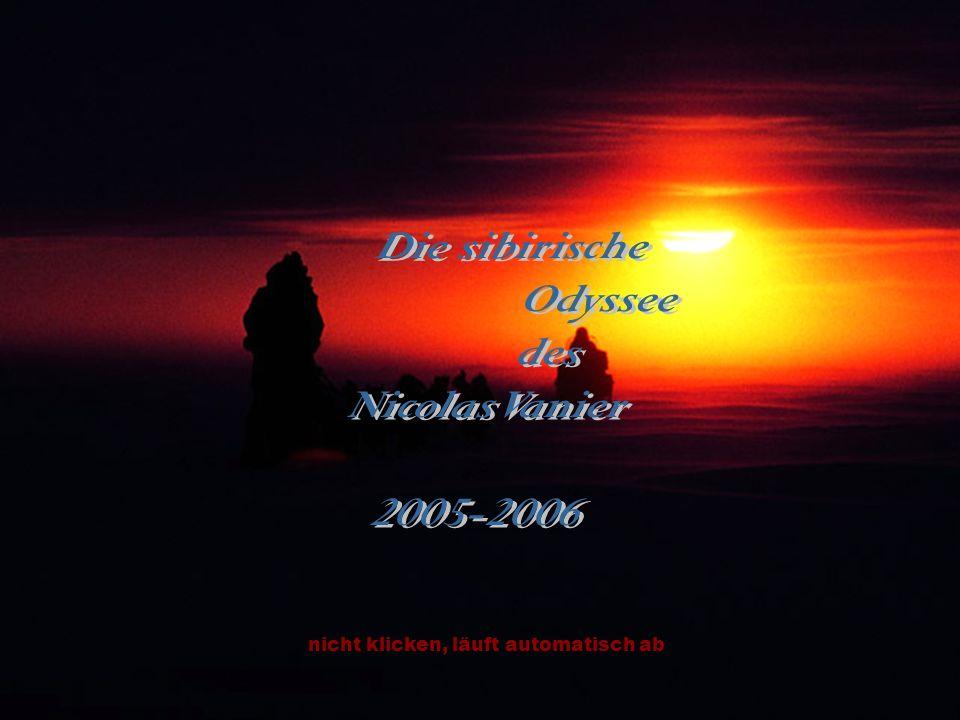 Mai 94 Sein Roman Solitude blanche' wird veröffentlicht. 1994-1995 Nicolas durchquert mit seiner Frau und achtzehn Monate alten Tochter zu Pferd die R