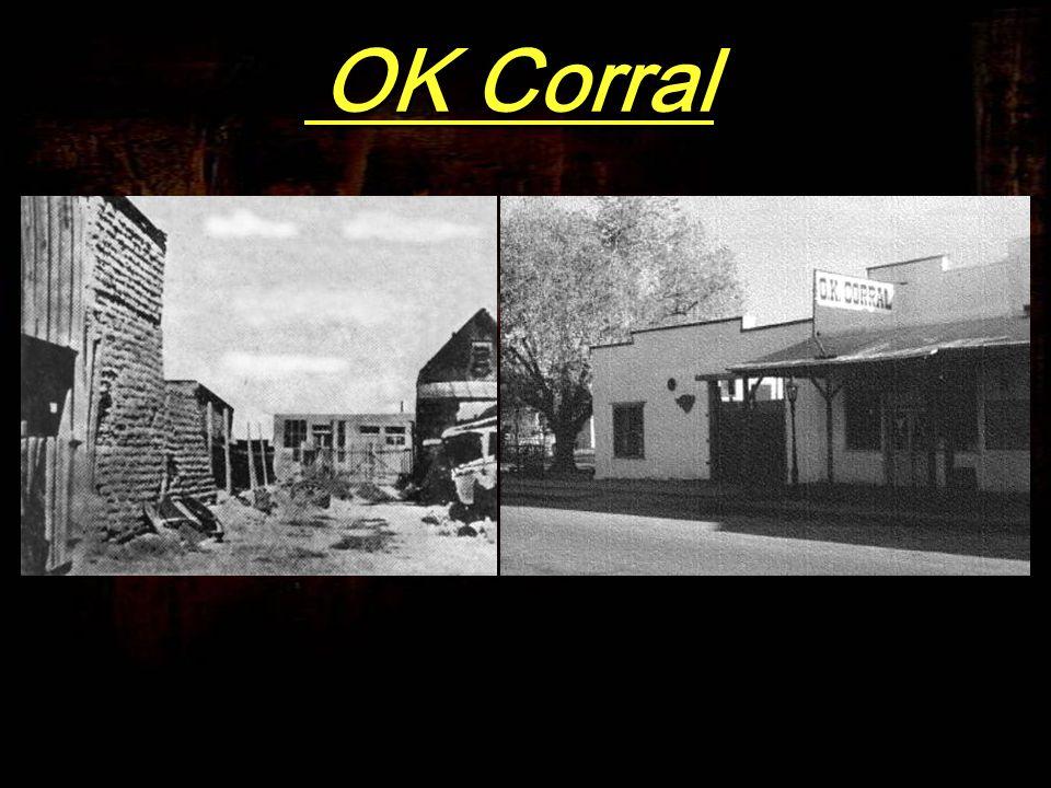 OK Corral OK Corral