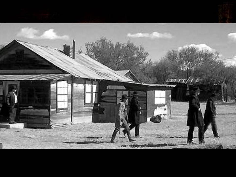Morgan Earp: Erschossen aus dem Hinterhalt beim Billardspiel in Campbell and Hatchs-Saloon am 17.März 1882.