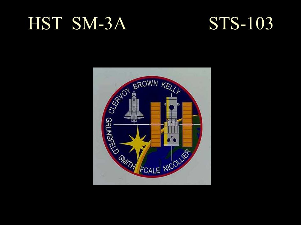 HST SM-2 STS-82