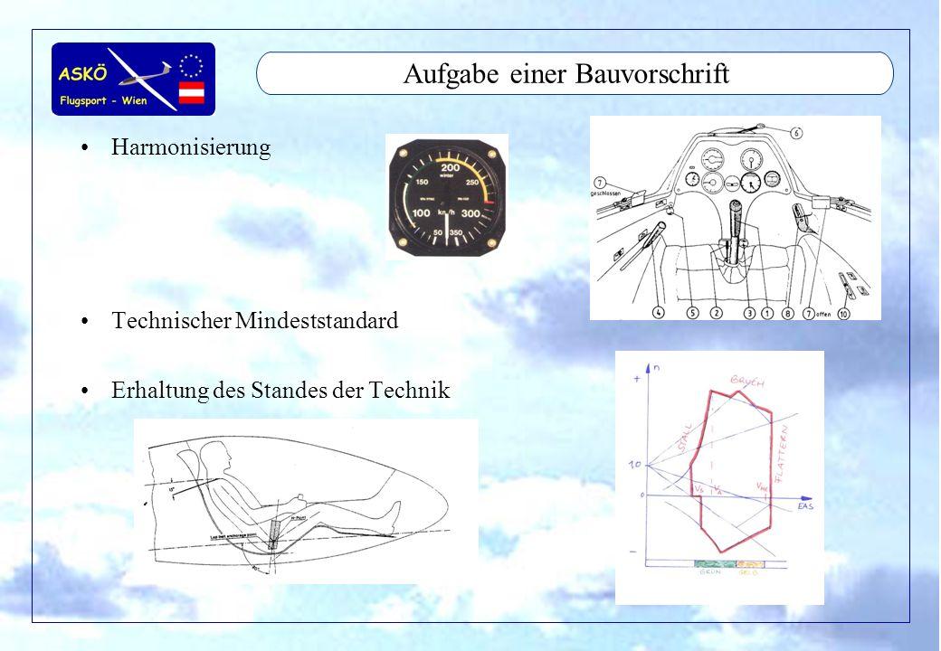 11/2001by Andreas Winkler4 Aufgabe einer Bauvorschrift Harmonisierung Technischer Mindeststandard Erhaltung des Standes der Technik