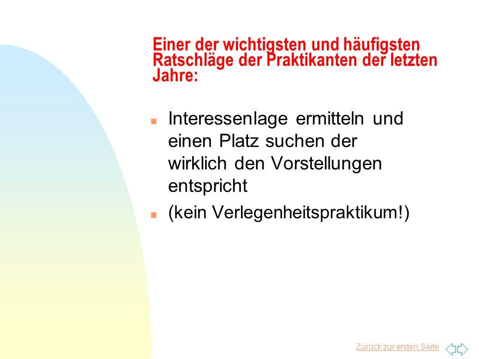 Zurück zur ersten Seite Wichtige Termine! n 2013/2014 n Montag, 16. Dezember 2013 n monatliche Berufsberatung der Arbeitsagentur (RSH), jeweils dienst