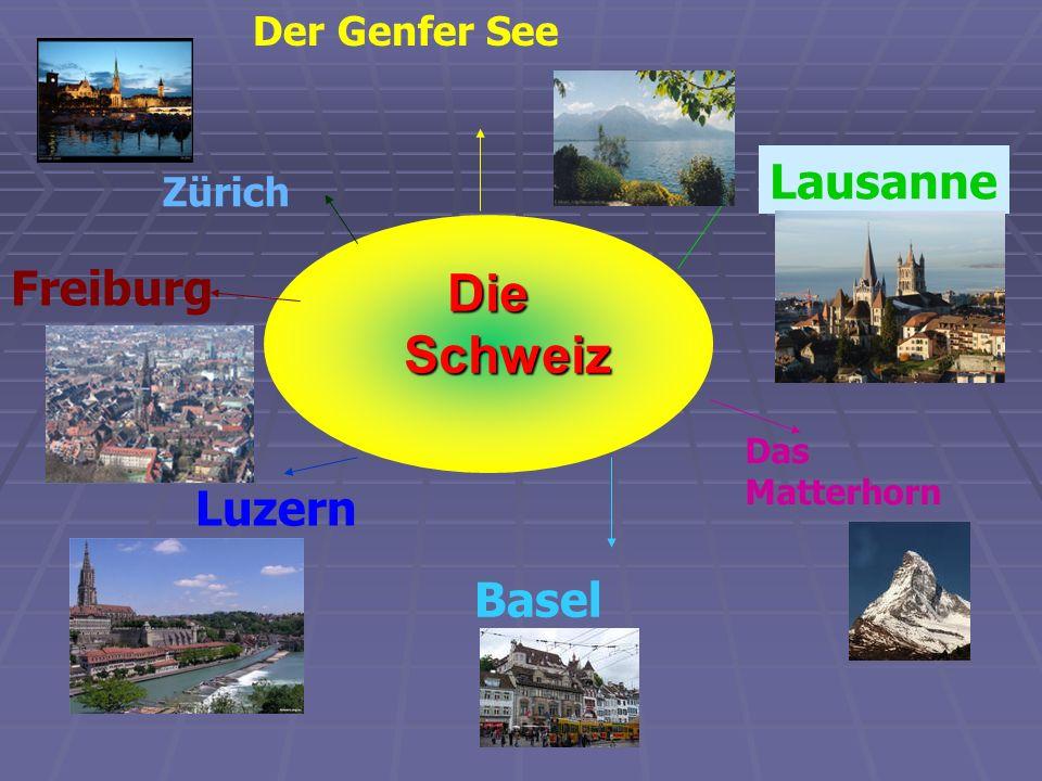 Bern ist die Hauptstadt.