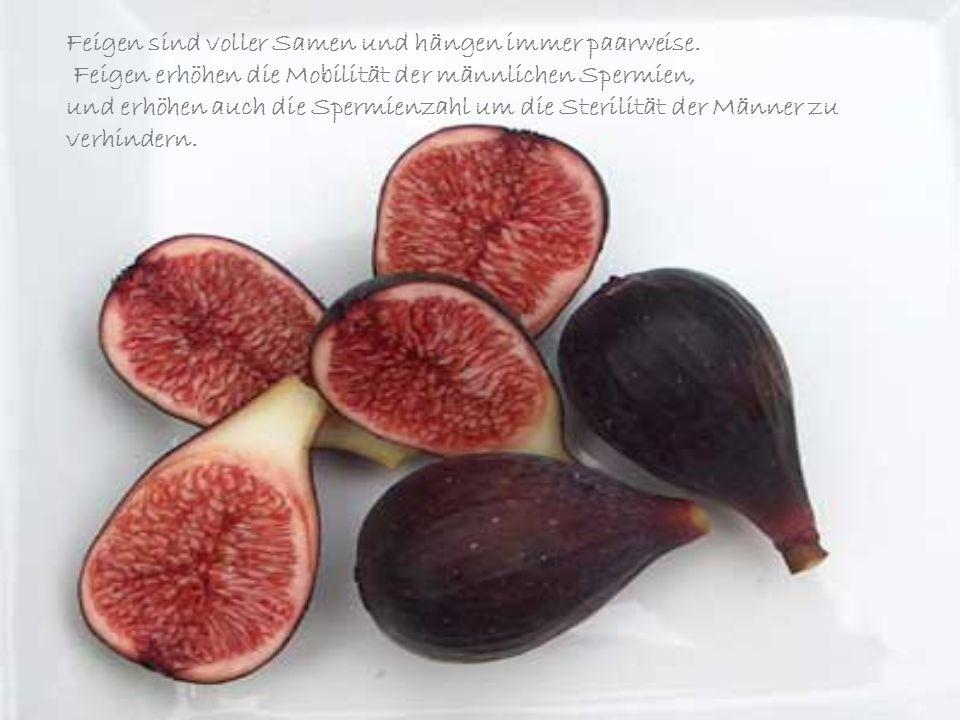 Avocados, Auberginen und Birnen zielen auf die Gesundheit und Funktion der Gebärmutter und Cervix der Frau – sie sehen auch wie diese Organe aus. Heut