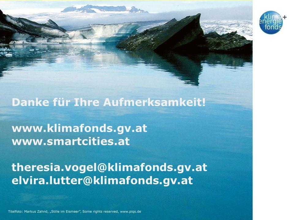 18_19.11.07 Danke für Ihre Aufmerksamkeit! www.klimafonds.gv.at www.smartcities.at theresia.vogel@klimafonds.gv.at elvira.lutter@klimafonds.gv.at