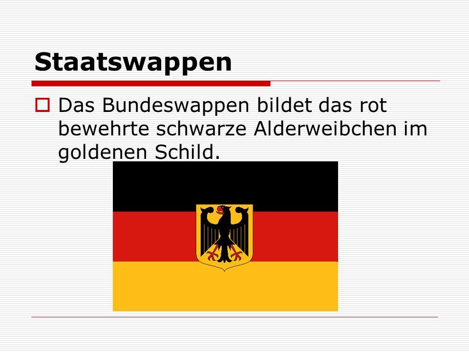 Natürliche Gegebenheiten Die Bundesrepublik Deutschland (BRD), der größte Staat in Mitteleuropa, nimmt eine Fläche von 356 954 km 2 ein und erstreckt sich von der Nord- und Ostsee bis zu Alpen.