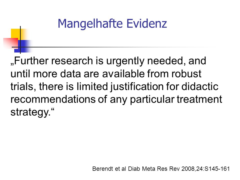 Further research is urgently needed, and until more data are available from robust trials, there is limited justification for didactic recommendations of any particular treatment strategy.