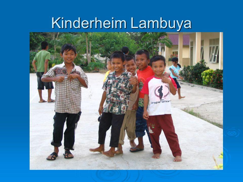 Kinderheim Lambuya