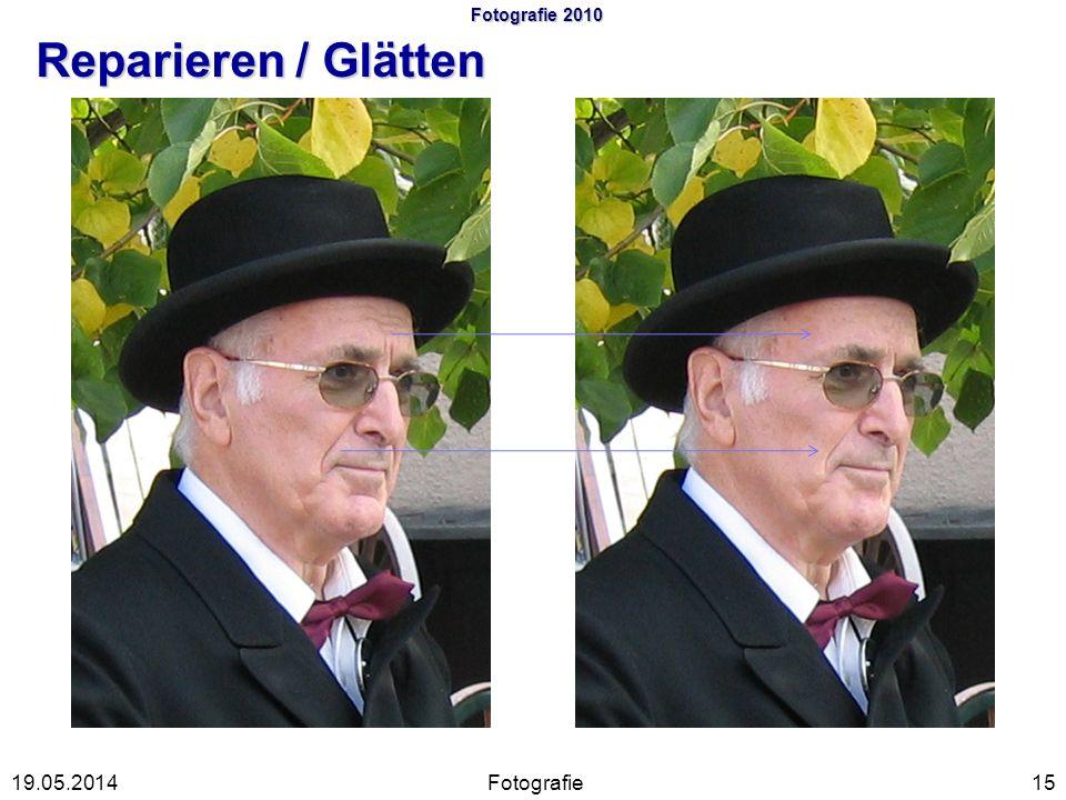 Fotografie 2010 Reparieren / Glätten Fotografie1519.05.2014