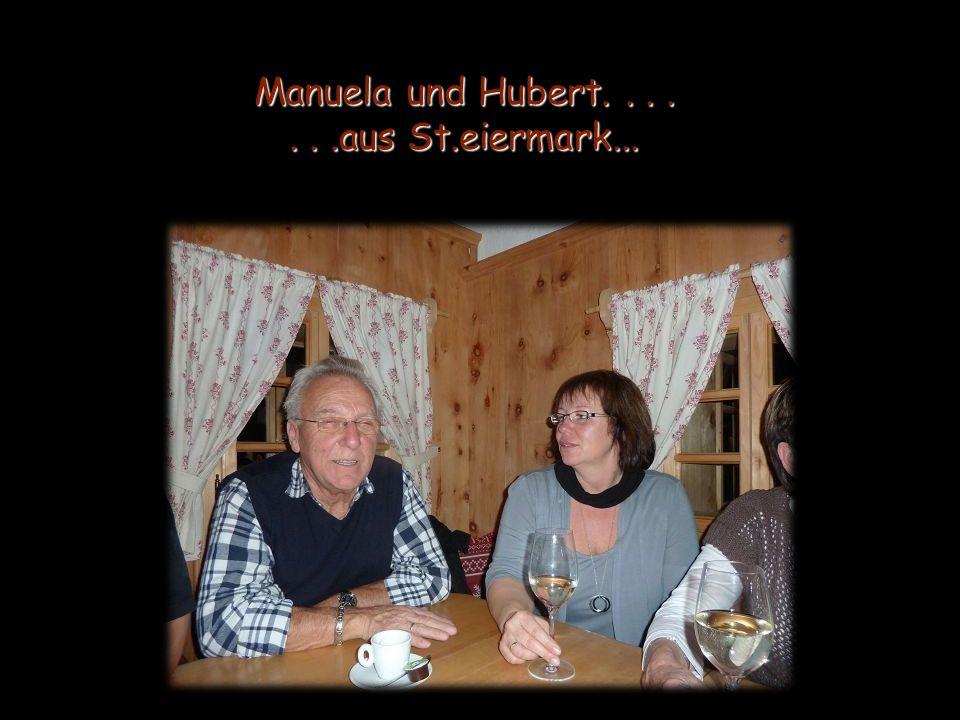 Angelika und Siegi.......aus old Germany...