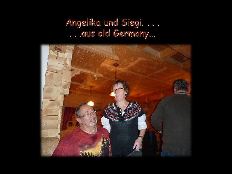 Ella und Werner.......aus dem Ländle...