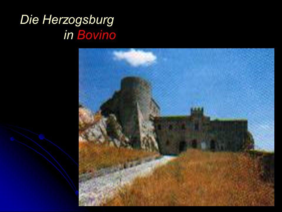 GARGANO: DER NATIONALPARK Der Nationalpark ist reich an Natur-, Kultur- und Kunstschätze.