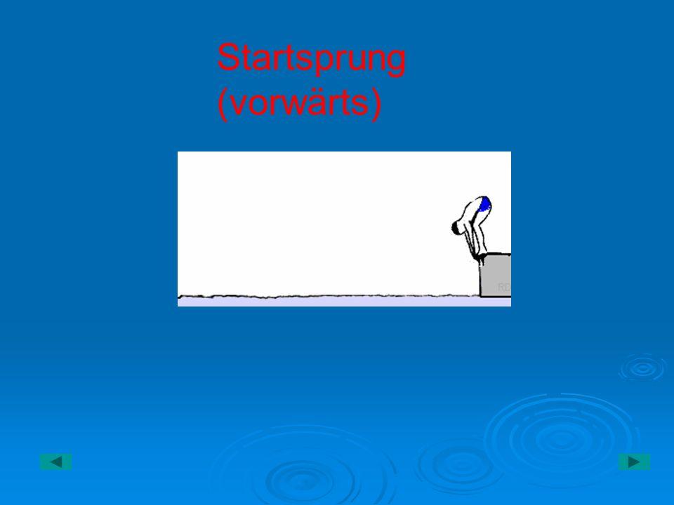 Startsprung (vorwärts)