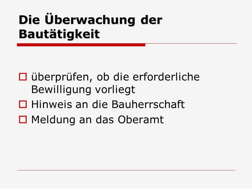 Strafmassnahmen Strafbefehl des Oberamtmannes
