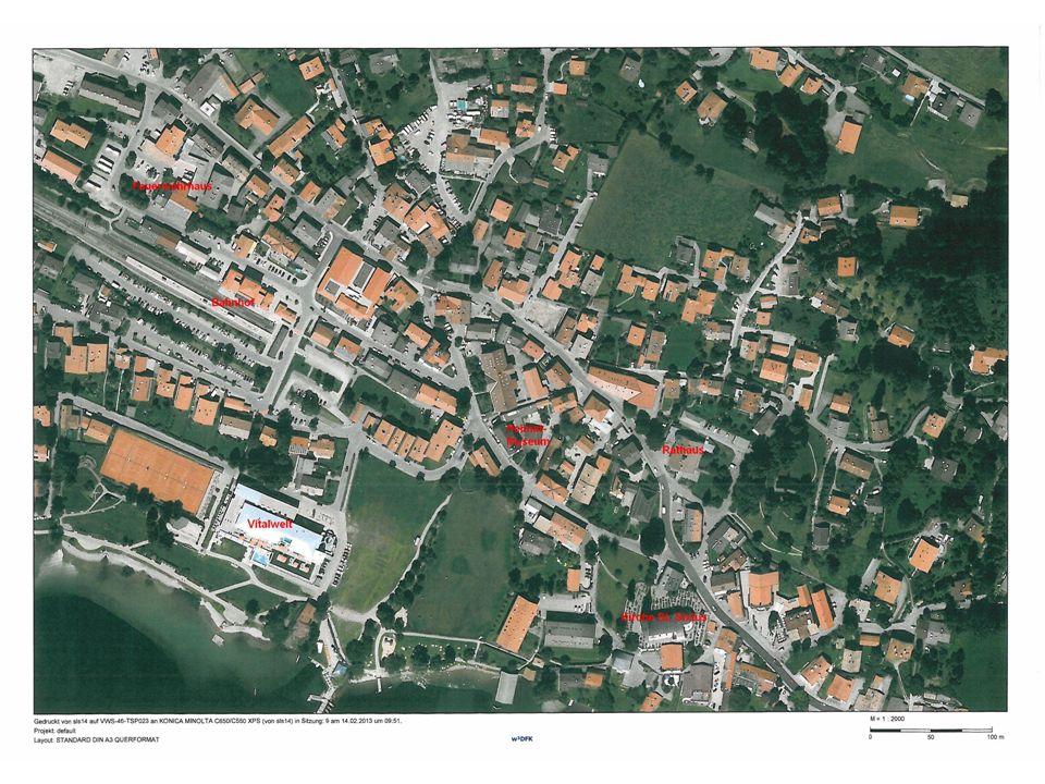 Im Rahmen des Bürgerentscheids Schule im Jahre 2009 wurde die Diskussion über die Notwendigkeit für die Neugestaltung des Ortskerns von Schliersee wieder aufgenommen.