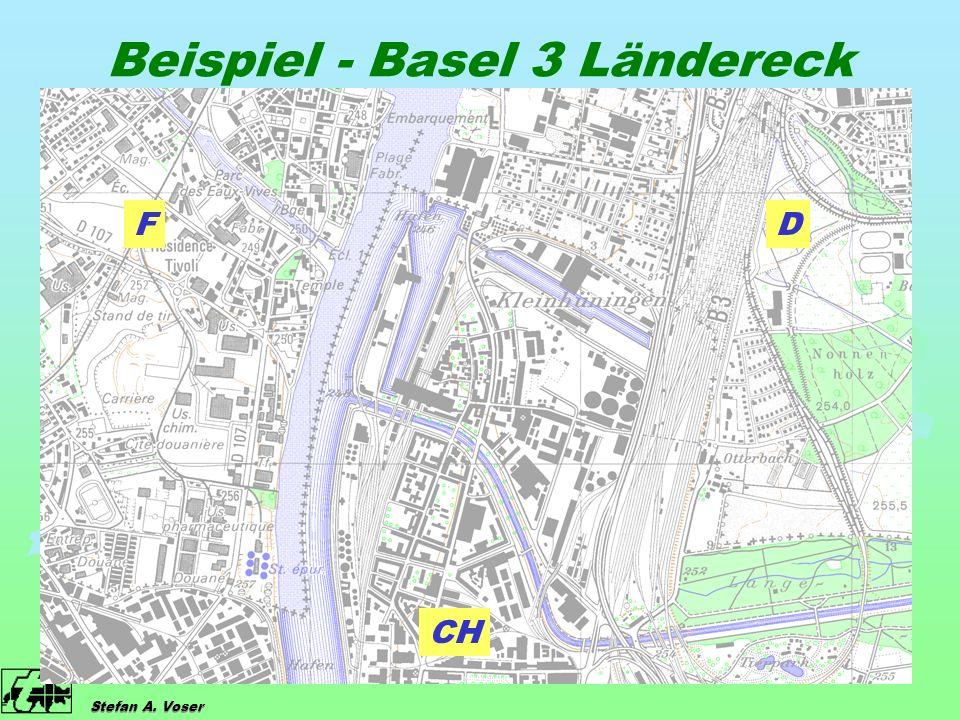 Stefan A. Voser Beispiel - Basel 3 Ländereck FD CH