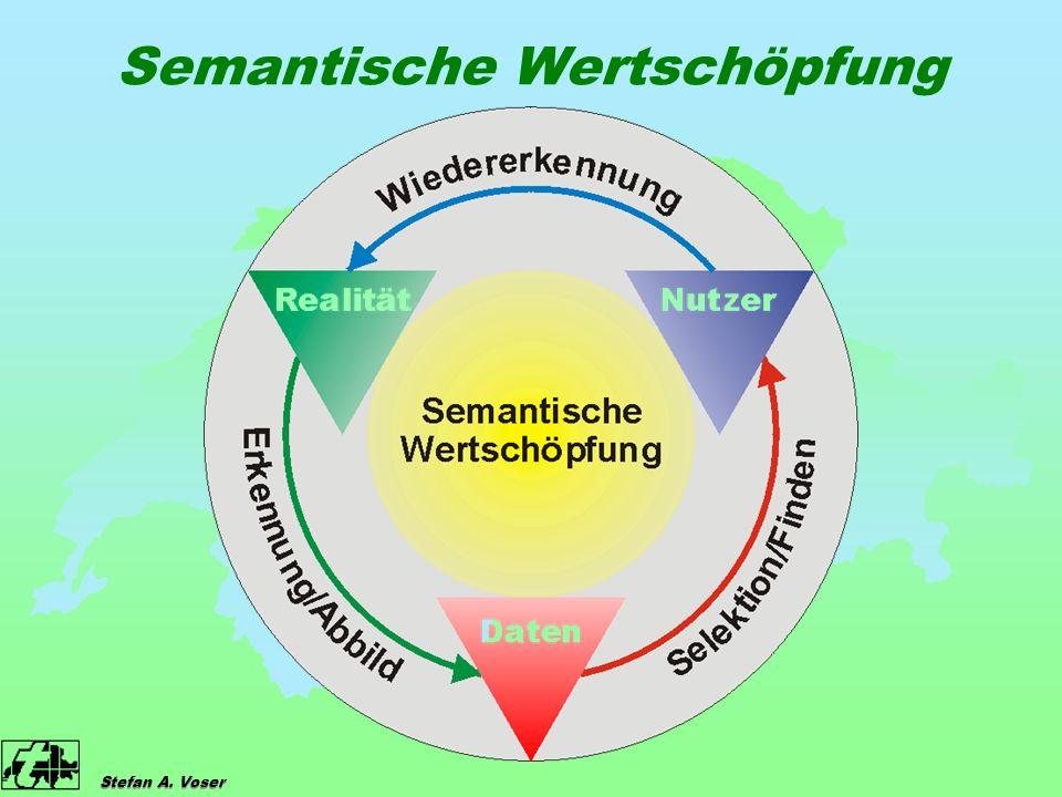 Stefan A. Voser Semantische Wertschöpfung
