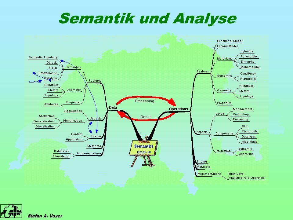 Stefan A. Voser Semantik und Analyse
