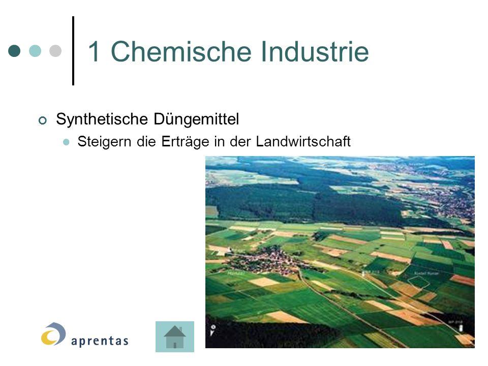 1 Chemische Industrie Kunststoffe, 1969 Giulio Natta Karl Ziegler