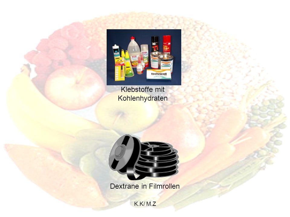 K.K/ M.Z Filmen Kosmetika Hilfmitteln für die Papier- und Textilherstellung Klebstoffen und Leimen