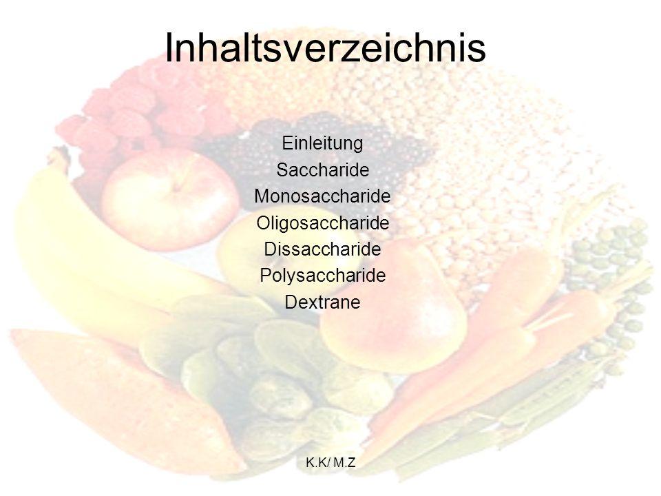 Kohlenhydrate K.K/ M.Z Kohlenhydrathaltige Getreideprodukte Formeln wichtiger Kohlenhydrate Die Ernährungspyramide: Kohlenhydrate, ein wichtiges Produ