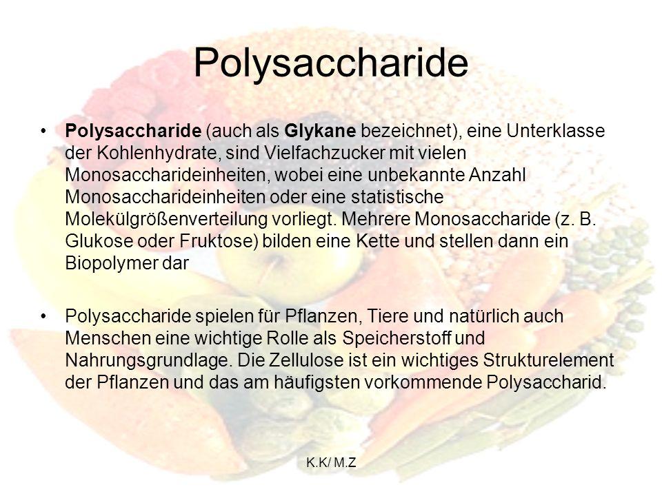 K.K/ M.Z Disaccharide Ein Zweifachzucker oder Disaccharid ist ein Kohlenhydrat-Molekül aus zwei kovalent verbundenen Einfachzuckern oder Monosaccharid