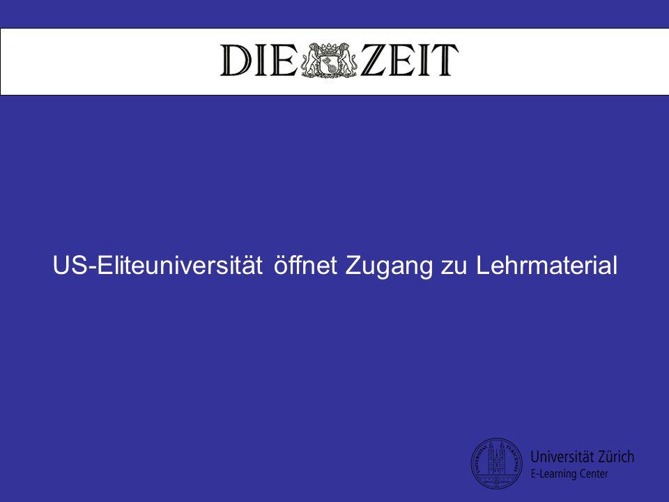 Online-Uni-Homepage