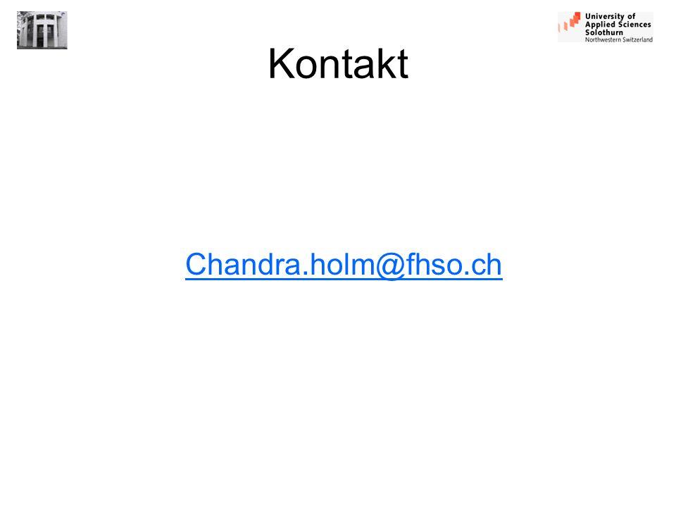 Chandra.holm@fhso.ch Kontakt