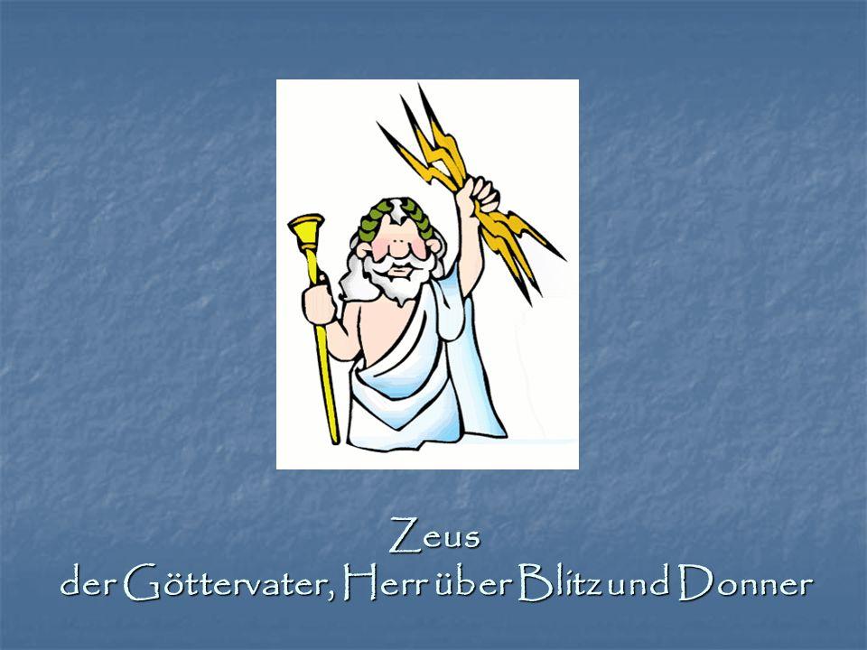 Hera die Schwester und Gemahlin des Zeus