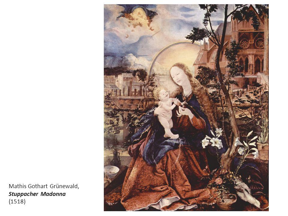 Stefan Lochner, Maria im Rosenhag (um 1450)