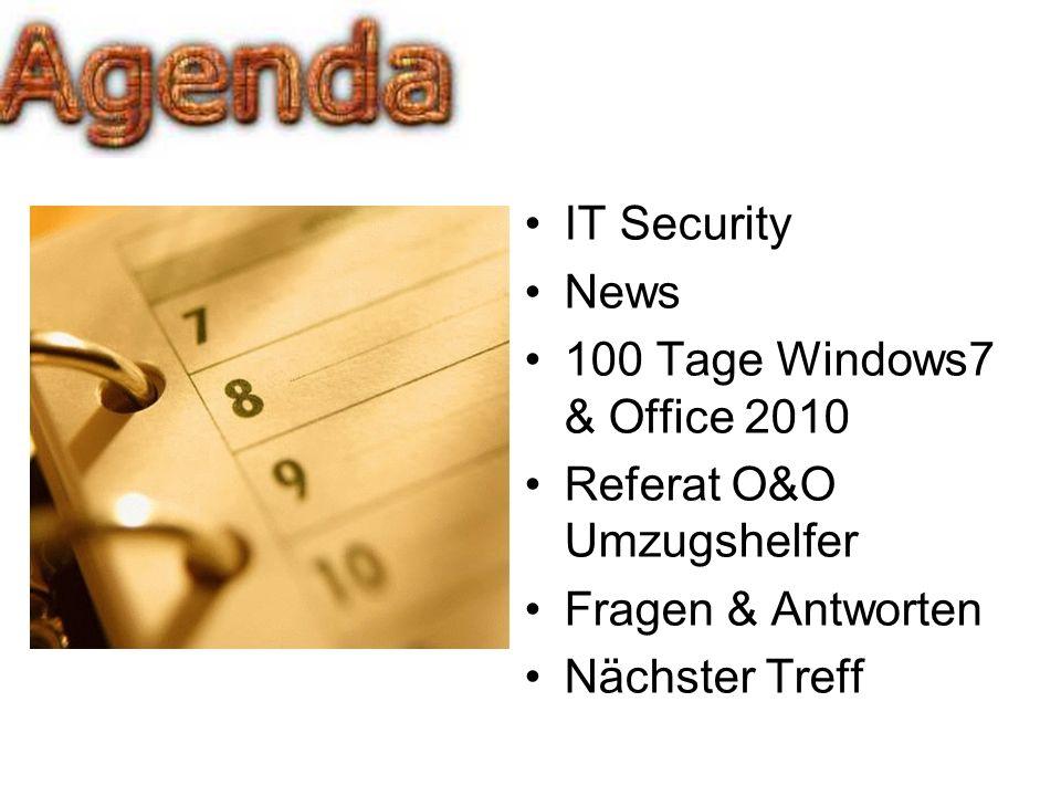 100 Tage Windows 5.Viele neue Tools kamen hinzu