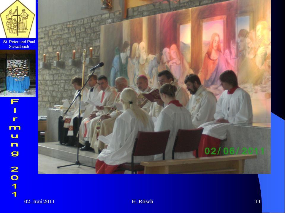 St. Peter und Paul Schwabach 02. Juni 2011H. Rösch11