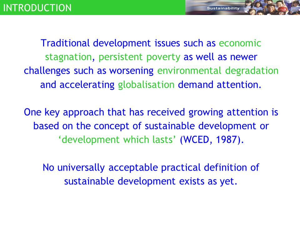 Dr.Emil Salim, The challenge of sustainable consumption as seen from the South.