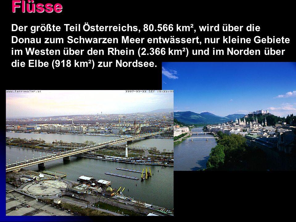 Klima Das österreichische Klima ist gekennzeichnet von der Wechselwirkung des ozeanischen Klimas mit dem kontinentalen bzw.