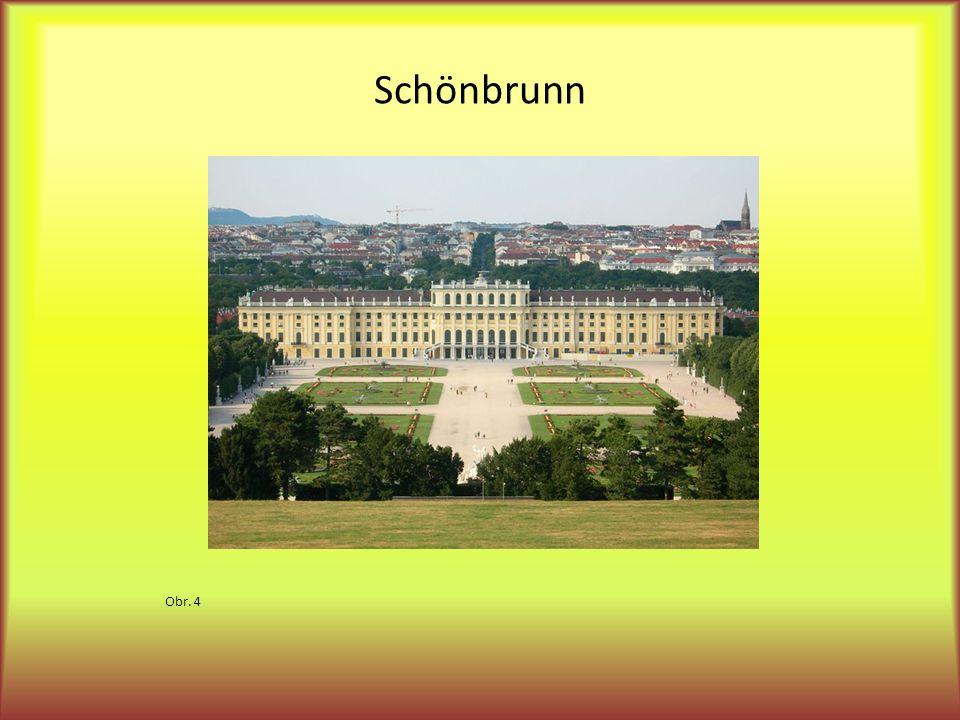 Schönbrunn Obr. 4