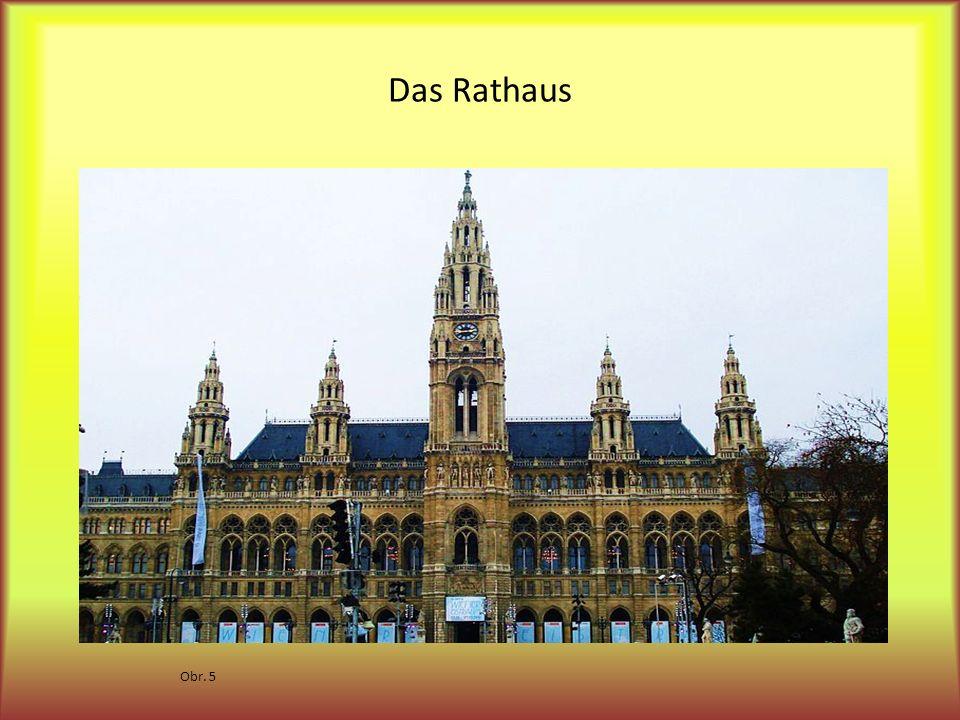Das Rathaus Obr. 5