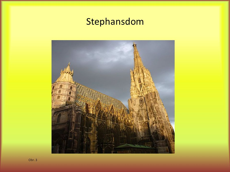 Stephansdom Obr. 3