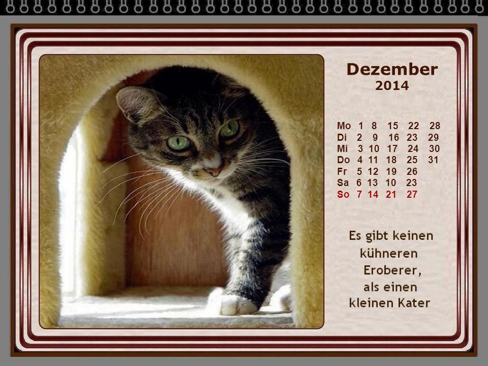 Dezember 2014 Mo 1 8 15 22 28 Di 2 9 16 23 29 Mi 3 10 17 24 30 Do 4 11 18 25 31 Fr 5 12 19 26 Sa 6 13 10 23 So 7 14 21 27