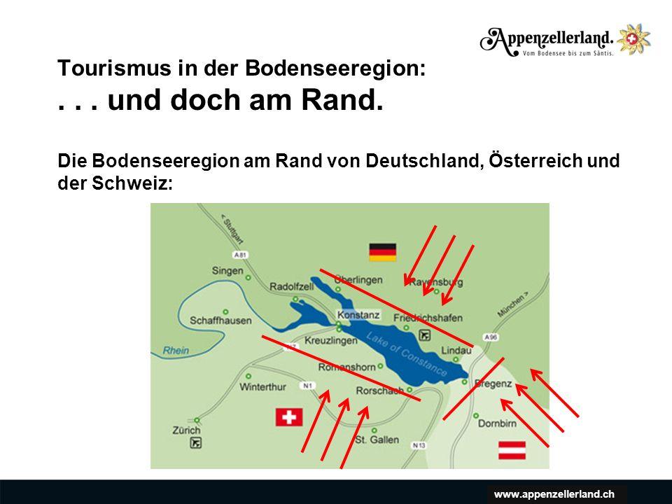 www.appenzellerland.ch Tourismus in der Bodenseeregion: Eine Reise in einen Zwischenraum.