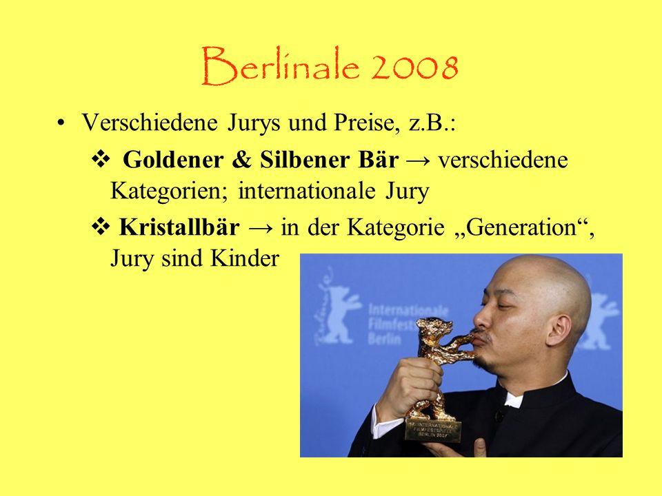 Berlinale 2008 Die Berlinale in diesem Jahr: Eröffnung mit einer Rolling Stones Dokumentation von Martin Scorcese: Shine a light Daniel Day-Lewis, Natalie Portman, Scarlett Johansson, Penelope Cruz und Ben Kingsley