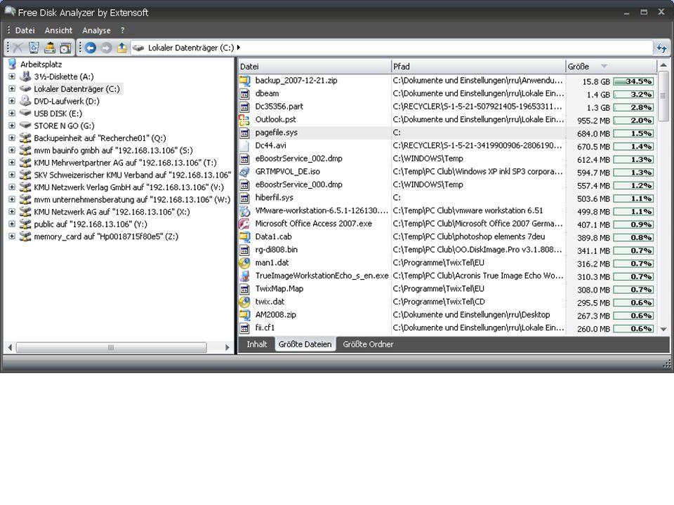 FILEminimizer Office FILEminimizer Office reduziert die Dateigröße von Office-Dokumente um bis zu 98 Prozent.