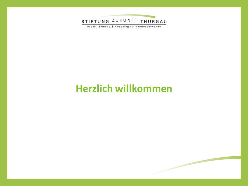 Übersicht 1 Stiftung Zukunft Thurgau 2 Stellenabbau beschäftigt 3 Heute 4 Arbeitgeber / Arbeitsmarkt 5 Wer ist der «Arbeitslose».