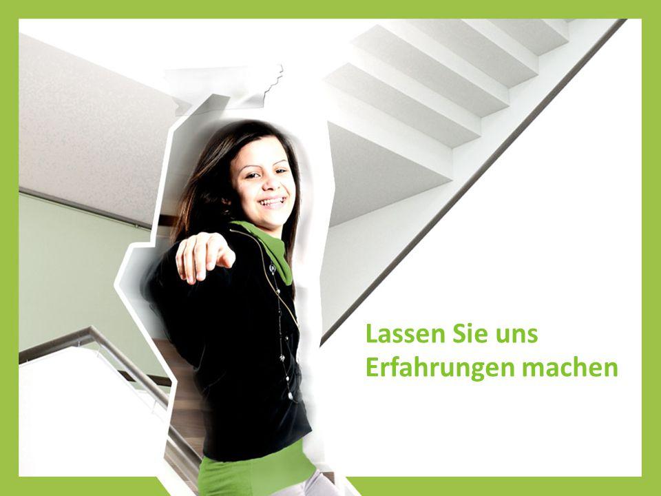 Stiftung Zukunft Thurgau 1100 Teilnehmer pro Jahr 56 Mitarbeiter Frauenfeld Weinfelden Kreuzlingen
