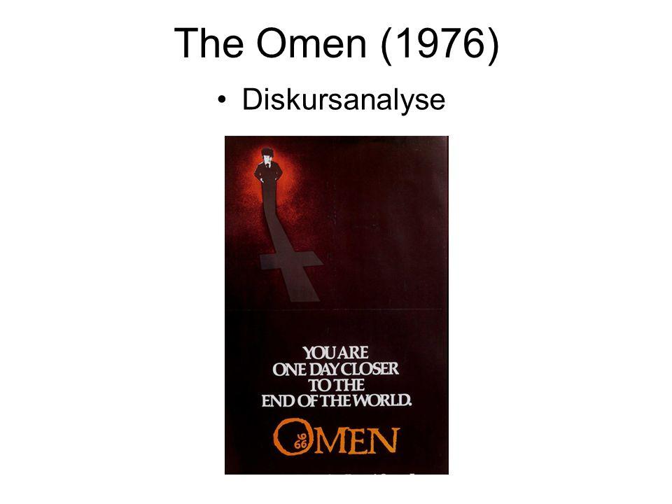 The Omen (1976) Diskursanalyse